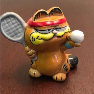 Other - 🌺🎄Garfield tennis figurine